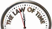 時間の法則