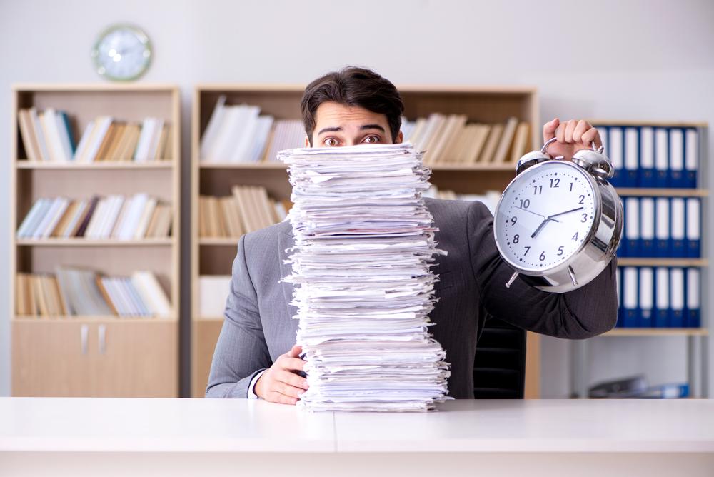 時間管理が下手?
