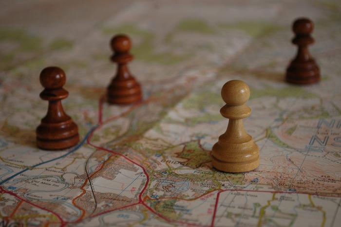 戦略の不在