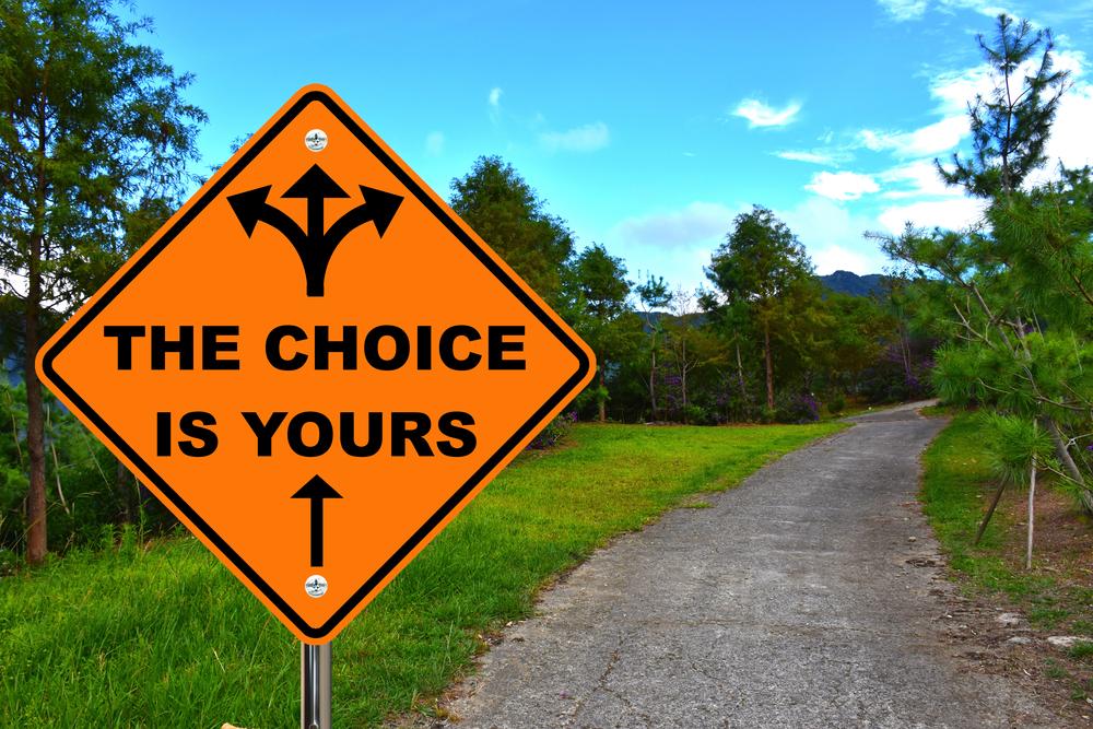 ビジネス、人生の選択肢