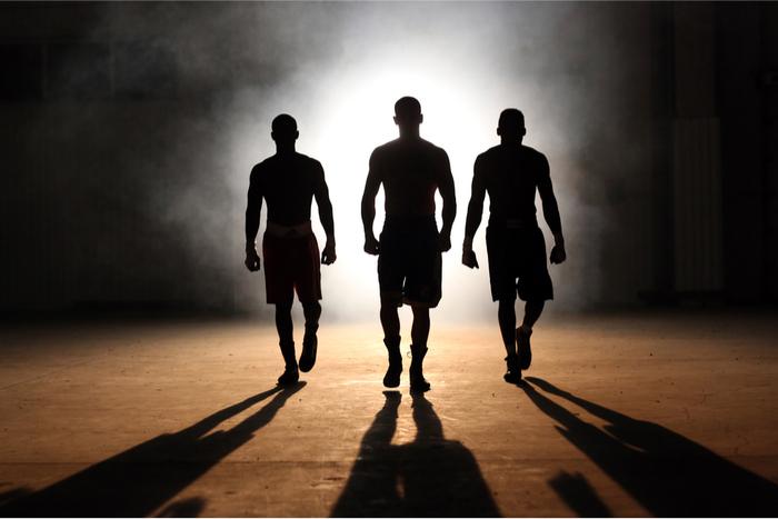3つの人格