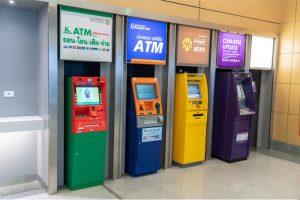 複数の銀行口座