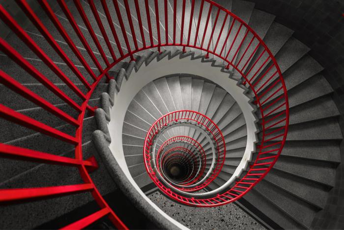仕組みの階段