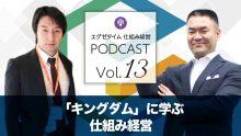 仕組み経営Podcast vol13